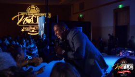Johnny Gill Performs at WTLC 50th Gala