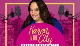Karen In The City Welcome Back Week