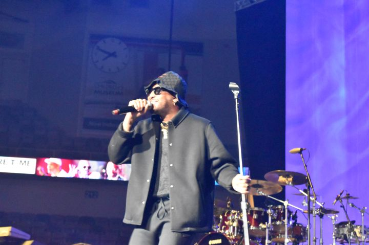 Tom Joyner One More Time Experience Indianapolis Ro James