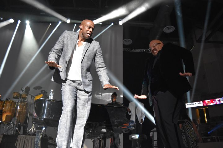 Tom Joyner One More Time Experience In Indianapolis Kem