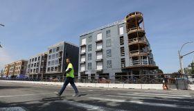 140-unit Washington Place Under Construction
