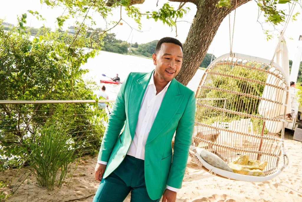 John Legend In Concert - Montauk, New York