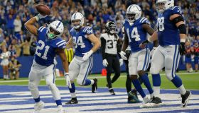 NFL: NOV 17 Jaguars at Colts