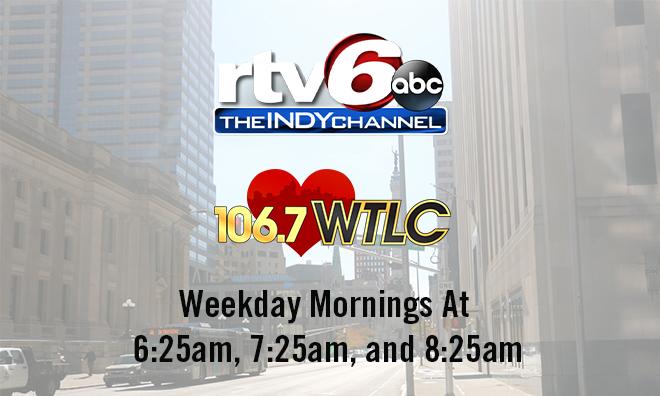 RTV6 and WTLC weekly news stories