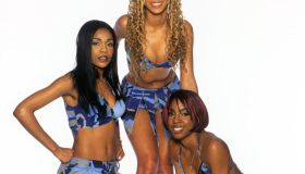 Destiny's Child(v.l. Michelle Williams,Beyonce Knowles, Kelly Rowland)