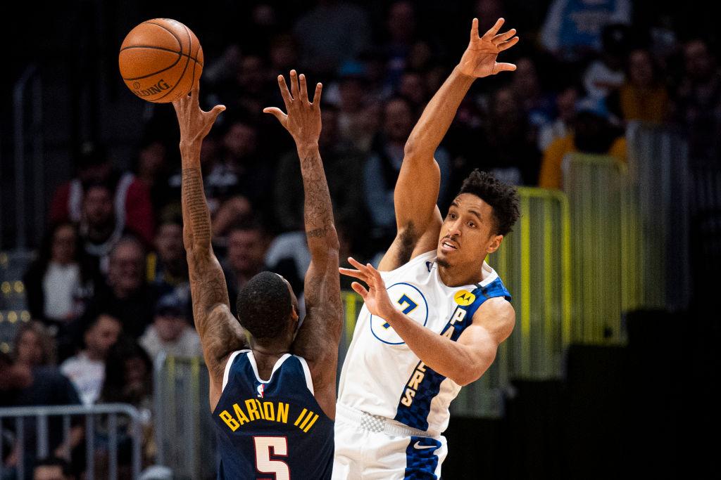 Indiana Pacers v Denver Nuggets