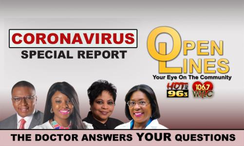 Open Lines Coronavirus Special Report