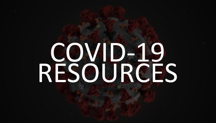COVID-19 Resource Graphic