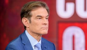 """Dr. Oz Visits """"Outnumbered Overtime With Harris Faulkner"""""""