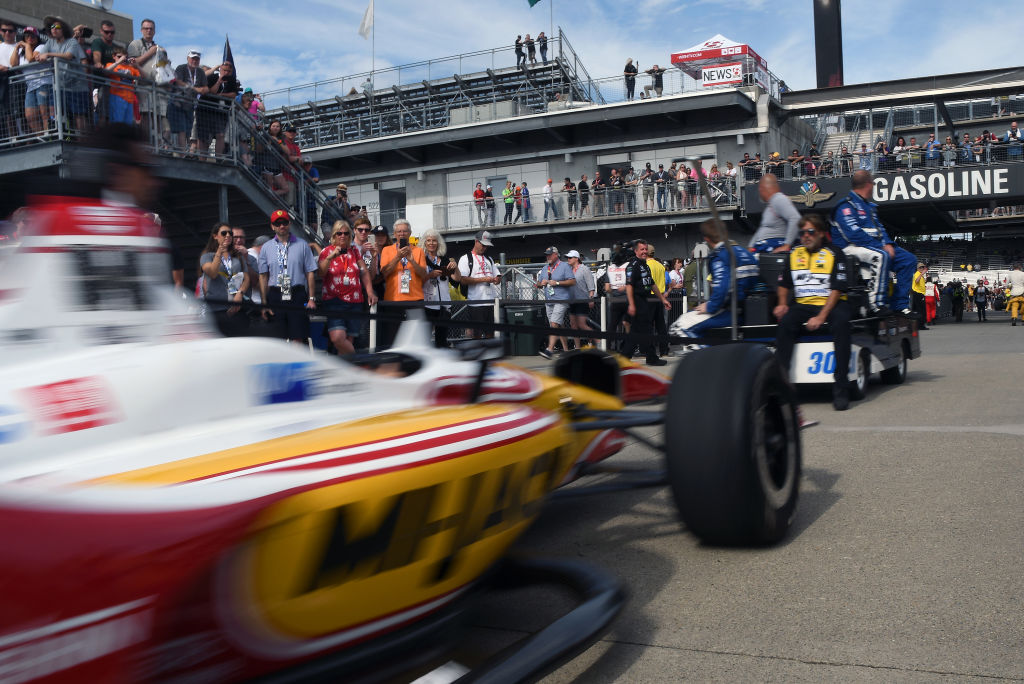 AUTO: MAY 26 IndyCar Series - 103rd Indianapolis 500