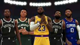 NBA 2K20 x NIke Gamer Exclusive Program