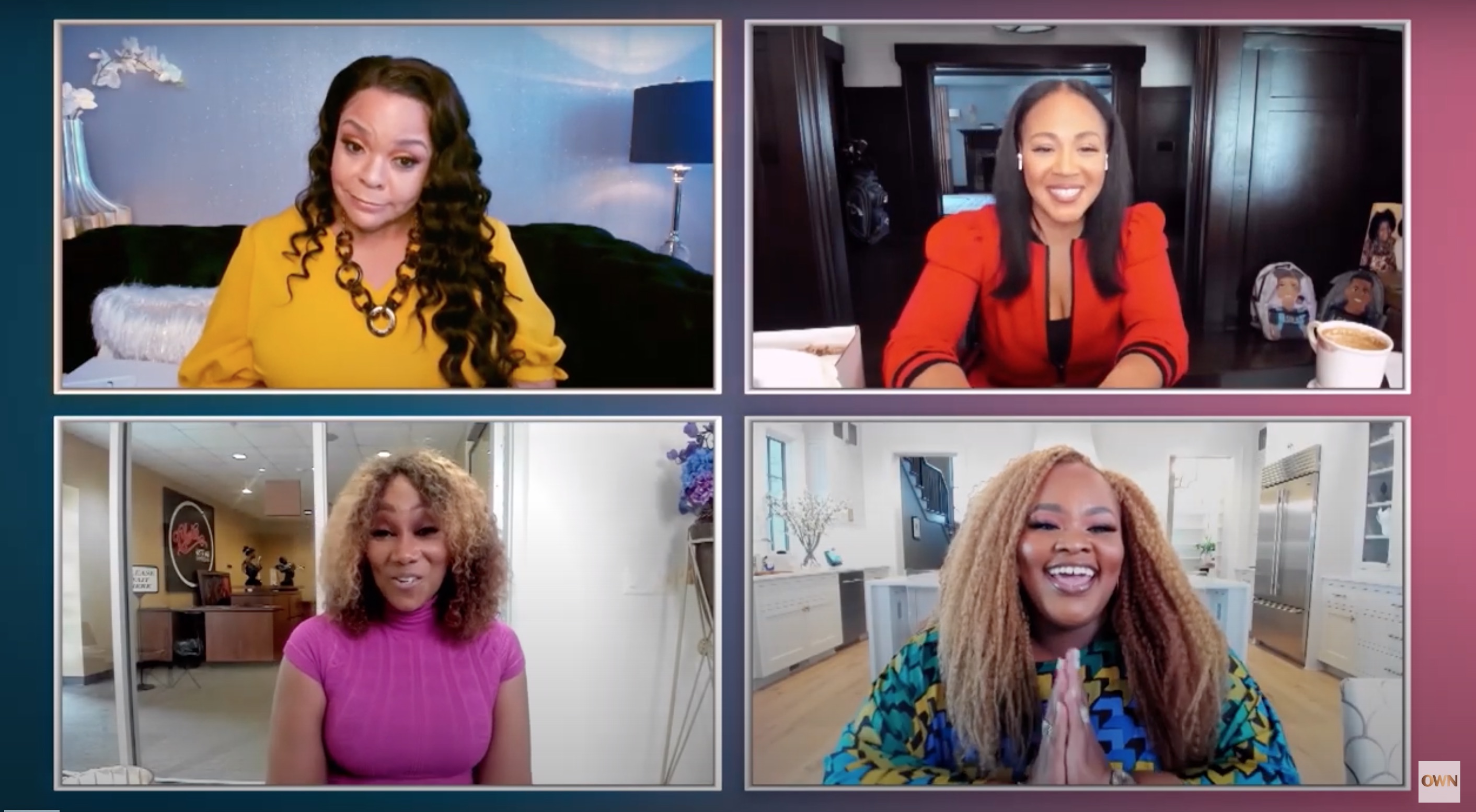 Girlfriends Check In with Yolanda Adams, Erica Campbell, Tasha Cobbs Leonard and Tamela Mann