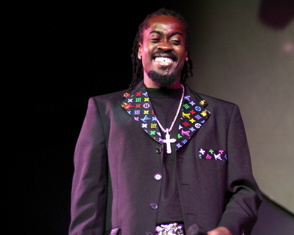 Beenie Man's Back To Basics Album Release Party
