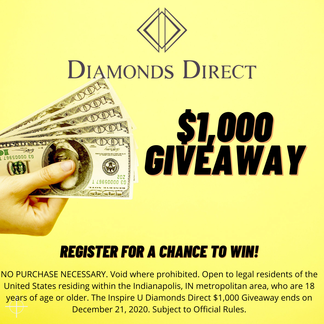 1,000 Register to Win