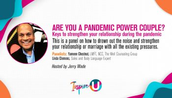 Inspire U: Are You A Pandemic Power Couple?