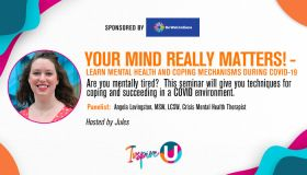 Inspire U: Your Mind Really Matters [Sponsored by Be Well Indiana]