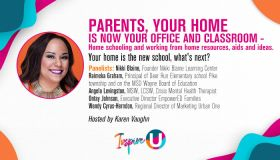Inspire U: Parents, Your Home Is Now Your Office & Classroom