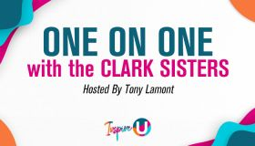 Inspire U: One On One With The Clark Sisters