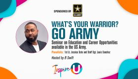Inspire U: What's Your Warrior? Go Army!