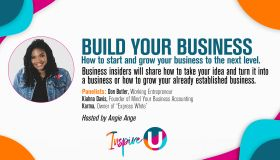 Inspire U: Build Your Business