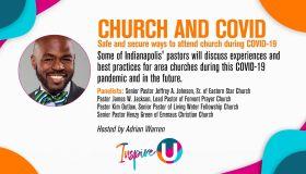 Inspire U: Church & COVID