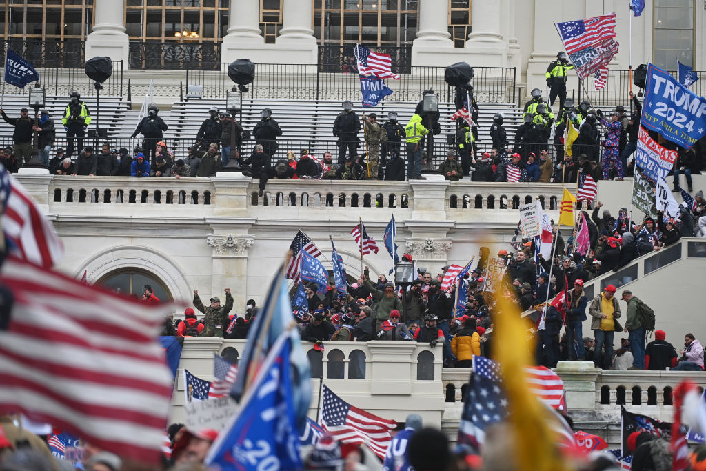 MAGA protests - Washington, DC
