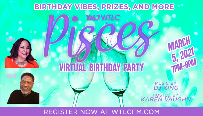 Register For The Virtual Pisces Birthday Party
