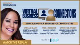 """Structuring Your Business for Opportunities"" 
