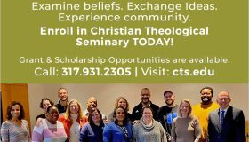 Christian Theological Seminary Enrollment