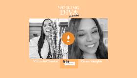 Working Diva Wednesday: Victoria Chantel