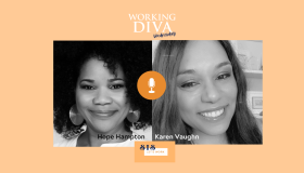 Sis Let's Work: Interior Designer Hope Hampton