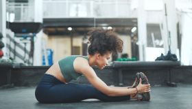 Take the time to warmup your muscles well