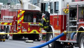 Structure Fire At Used Car Dealership In Pennsylvania