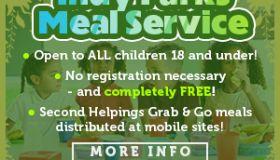 Indy Park Eskenazi Meal Service