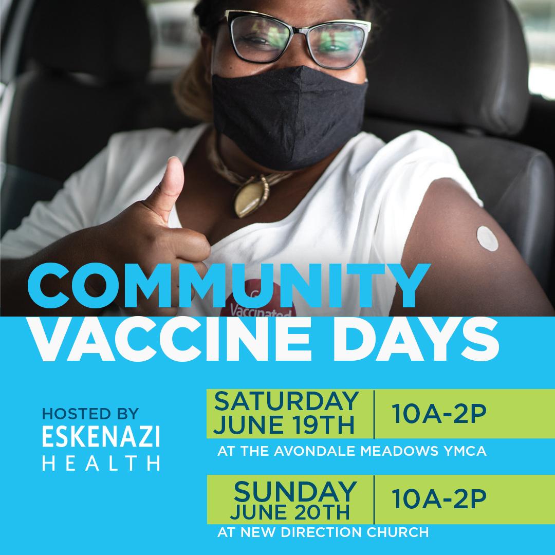 Juneteenth Community Vaccination
