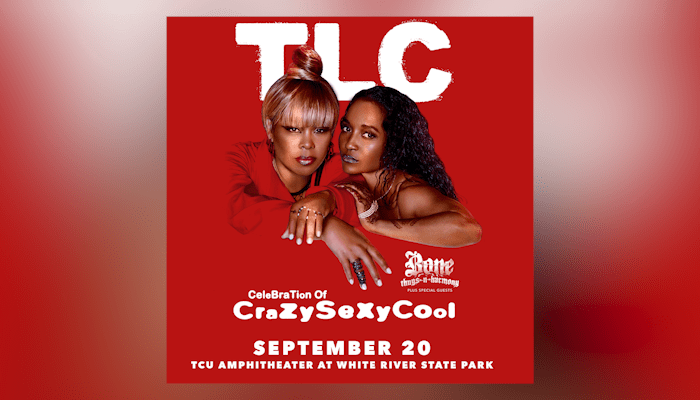 TLC with special guest Bone Thugs-N-Harmony