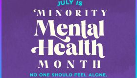 Minority Mental Health Month 2021