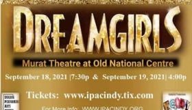 Dreamgirls Event Graphic