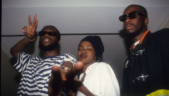 """Surprise! The Fugees Announce 12-City International Tour To Celebrate Their Classic Album """"The Score"""""""