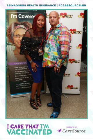 Meet & Greet Live At The Charlie Wilson/Isley Brothers Concert