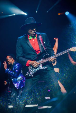 Charlie Wilson & The Isley Brothers At Indiana Farmers Coliseum